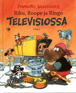 Mauri Kunnas, Riku, Roope ja Ringo, Televisiossa
